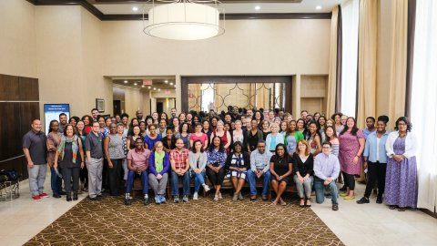 2017 NATIONAL IGD INSTITUTE GROUP PHOTO/ MARK G.