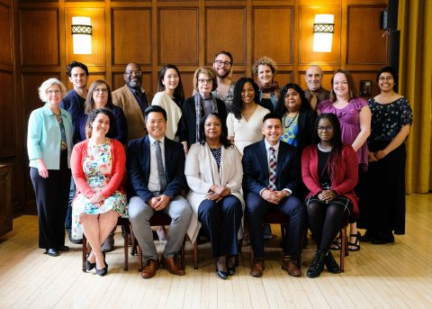 2018-2019 IGR faculty and staff