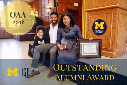 Outstanding Alumni Award 2018