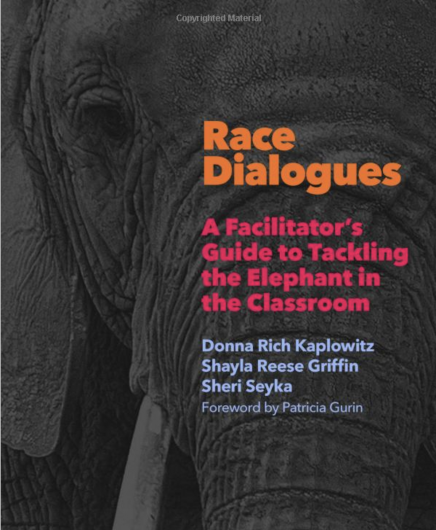 Race Dialogues book cover